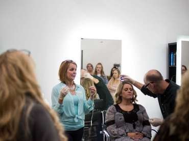 Our Live Event: Making a Statement with Hair, Lips & Brows